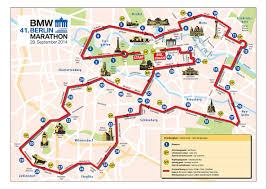 Map Of Boston Marathon Course by Bmw Berlin Marathon World U0027s Marathons