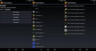 pocket inv editor pro apk pocketinveditor pro v 1 15 free for android android apk