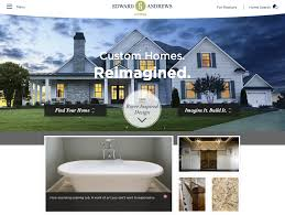 Home Care Website Design Inspiration Edward Andrews Home Site Launches Think Inc U2022 Experience Design