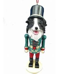 savings on border collie soldier nutcracker