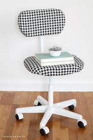 Diy Desk Chair Office Chair Makeover Grows