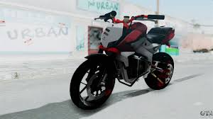 cbr 6oo pcj 600 replacement for gta san andreas