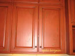 lynda bergman decorative artisan kitchen cabinets hand painted