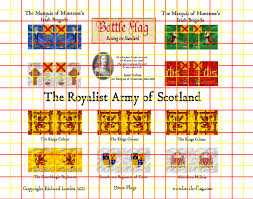 Joan Of Arc Flag New 15mm Ecw Scots Wargame Flags From Battle Flag Battle Flag