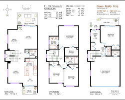 The Panorama Floor Plan by 1 2200 Panorama Drive Port Moody Nexus Realty U003e 604 922
