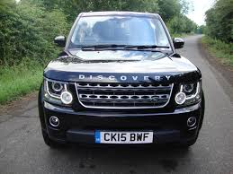 land rover discovery 2016 black used land rover discovery 4 black for sale motors co uk