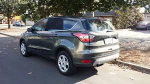 Ford Escape Awd - file 2017 ford escape ambiente awd rear jpg wikimedia commons