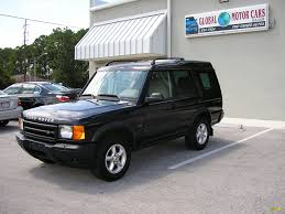 black land rover discovery 2001 russ black metallic land rover discovery sd 41455 gtcarlot