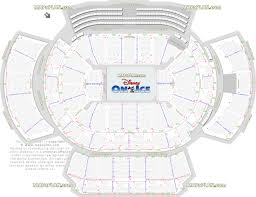 philips arena seat u0026 row numbers detailed seating chart atlanta