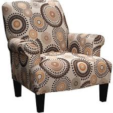 Brown Accent Chair Cameron Multi Brown Accent Chair Polyvore