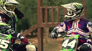 thor motocross goggles thor mx verge helmet feat pro circuit team on bikebandit com youtube