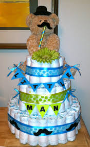 small baby diaper cake ideas 61747 diaper cake little man