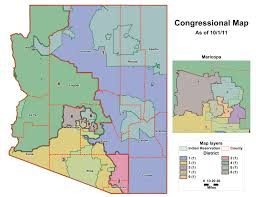 Arizona County Map Maps
