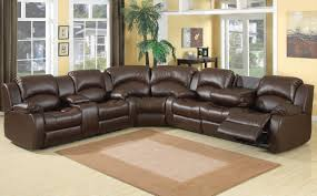 Sectional Sofa With Recliner And Chaise Lounge Sofa Sofa Reclining Sectional Sofas For Small Spaces Clicpilot