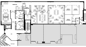 floor plan of a commercial building 525 corporate drive patricio building floorplan coldwell banker