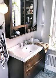 hemnes bathroom ikea in white with the dressin g table between