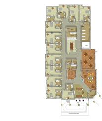 100 assisted living facility floor plans about the suites