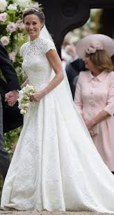 Pippa Wedding Duchess Kate Radiant Bride Pippa Middleton Marries James Matthews