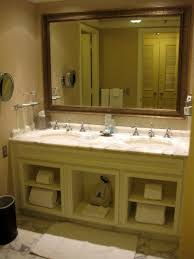 Framed Bathroom Vanity Mirrors by Awesome Vanity Mirrors For Bathroom Ideas Using Rectangular Wood