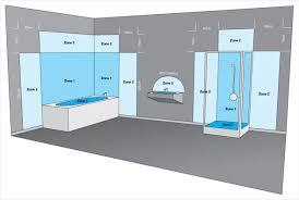 Bathroom Lighting Zones Bathroom Lighting Amazing Zones Remodel Zone Diagram 3 1 Regs