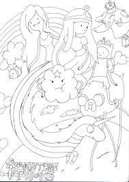 download coloring pages adventure time coloring pages adventure