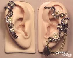 ear wraps best 25 ear wraps ideas on diy earrings for non