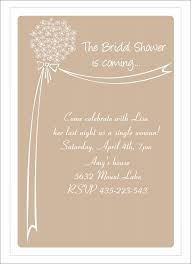 bridal shower invitation templates bridal shower invitation template free sle bridal shower