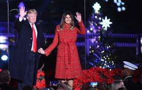 2017 national christmas tree lighting national christmas tree lighting watch live as president trump and