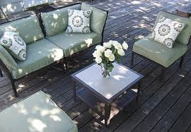 Outdoor Metal Furniture by Spotless Sanity How To Clean And Maintain Your Outdoor Furniture