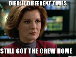 Bad Ass Memes - janeway is a badass meme on imgur