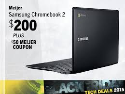 chromebook black friday 40 plus eye popping black friday 2015 tech deals network world