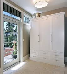 Ikea Pax Designer Ikea Pax Wardrobe Transitional Entry Designs Calgary Brick Ceiling