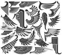 wing vector free clip free clip on clipart