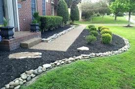 Creating A Rock Garden River Rock Garden River Rocks Landscaping Ideas Landscaping With