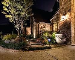 High Voltage Landscape Lighting Marvelous Low Voltage Landscape Lights Lighting Low Voltage