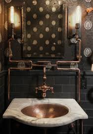 vintage bathroom design 25 industrial bathroom designs with vintage or minimalist chic