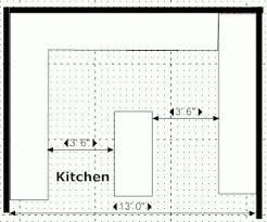 standard size kitchen island winning narrow kitchen island dimensions most kitchen design