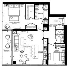 luxury hotel suite floor plan google search floorplans