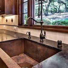native trails copper sink los gatos home remodeling products and construction photos