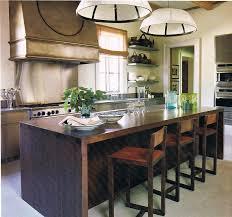 kitchen island barnwood reclaimed wood kitchen best countertop waterfall