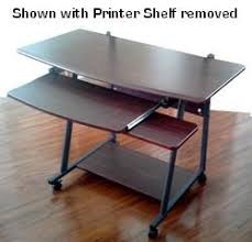 Desk With Top Shelf S 40 40