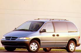 2005 dodge caravan intellichoice review automobile magazine