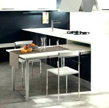 table cuisine escamotable ou rabattable table cuisine escamotable ou