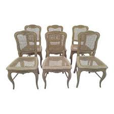 French Country Outdoor Furniture by Vintage U0026 Used French Country Dining Chairs Chairish
