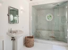 Guest Bathroom Shower Ideas Marble Slab Shower Bench Design Ideas