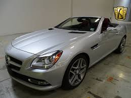 mercedes benz slk convertible in illinois for sale used cars on