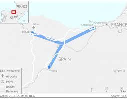 Pamplona Spain Map by Ertms Deployment On Vitoria U2013bilbao U2013san Sebastian Section