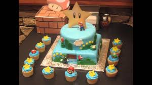 How To Decorate Birthday Party At Home by Super Mario Birthday Party At Home Ideas Youtube