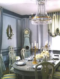 astonishing image of dining room decoration using large dark brown