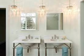 home interior bathroom bathroom chandeliers ideas spectacular ideas for chandeliers in the